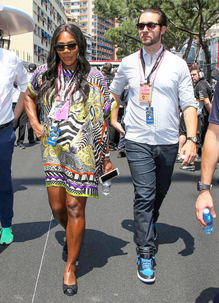 Serena Williams Husband HD Wallpapers