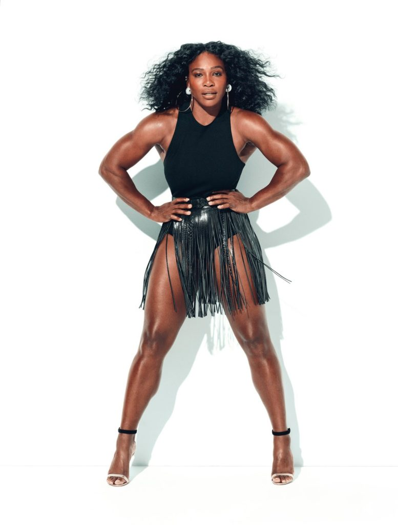Serena Williams In Bikini Photoshoot Images