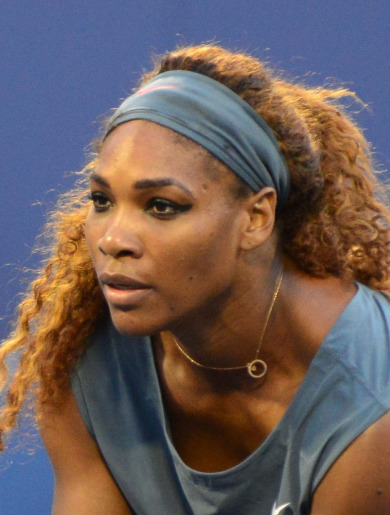 Serena Williams Latest Hairstyle Images