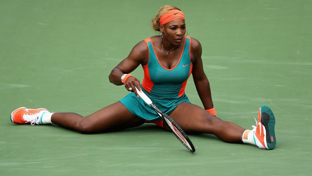 Serena Williams Sexy Looking Wallpapers