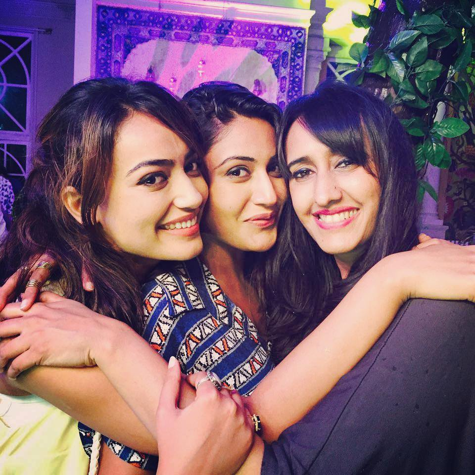 Surbhi Jyoti Atrractive Wallpapers