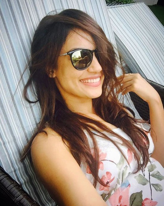Surbhi Jyoti Beautiful Smile Pics