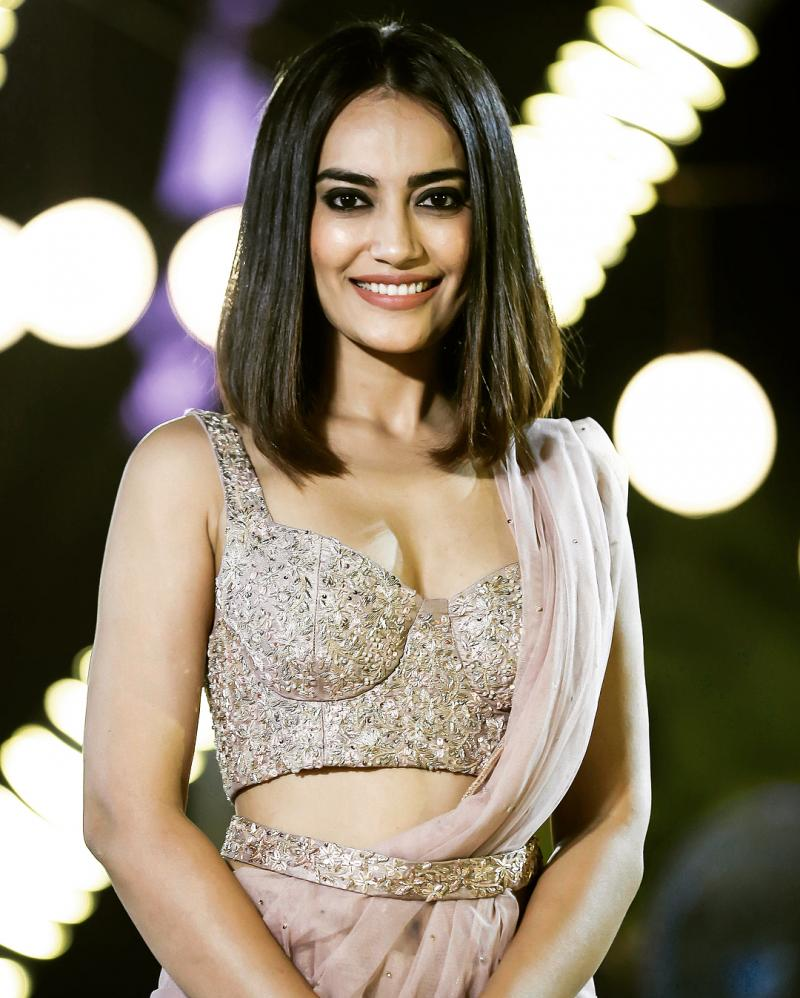 Surbhi Jyoti Sweet Smile Images