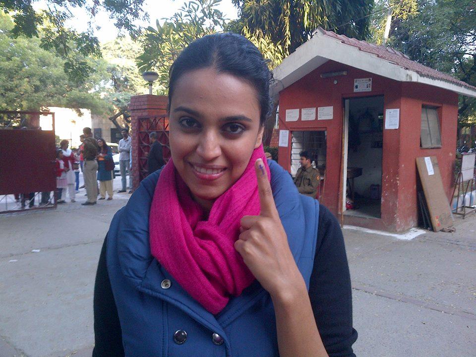 Swara Bhaskar Hot Images