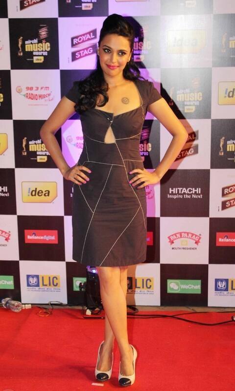 Swara Bhaskar Sexy Legs Pictures