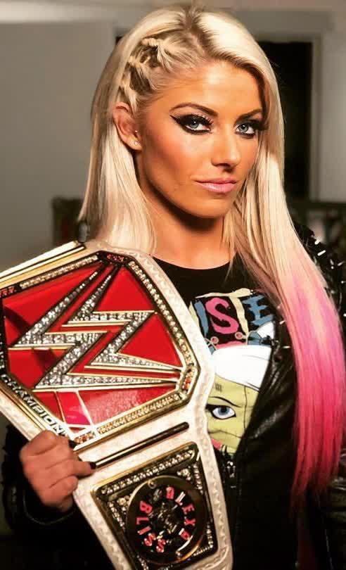 WWE Alexa Bliss Photos