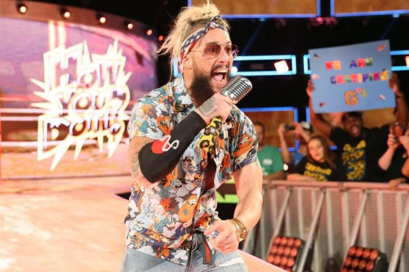 WWE Enzo Amore Pictures