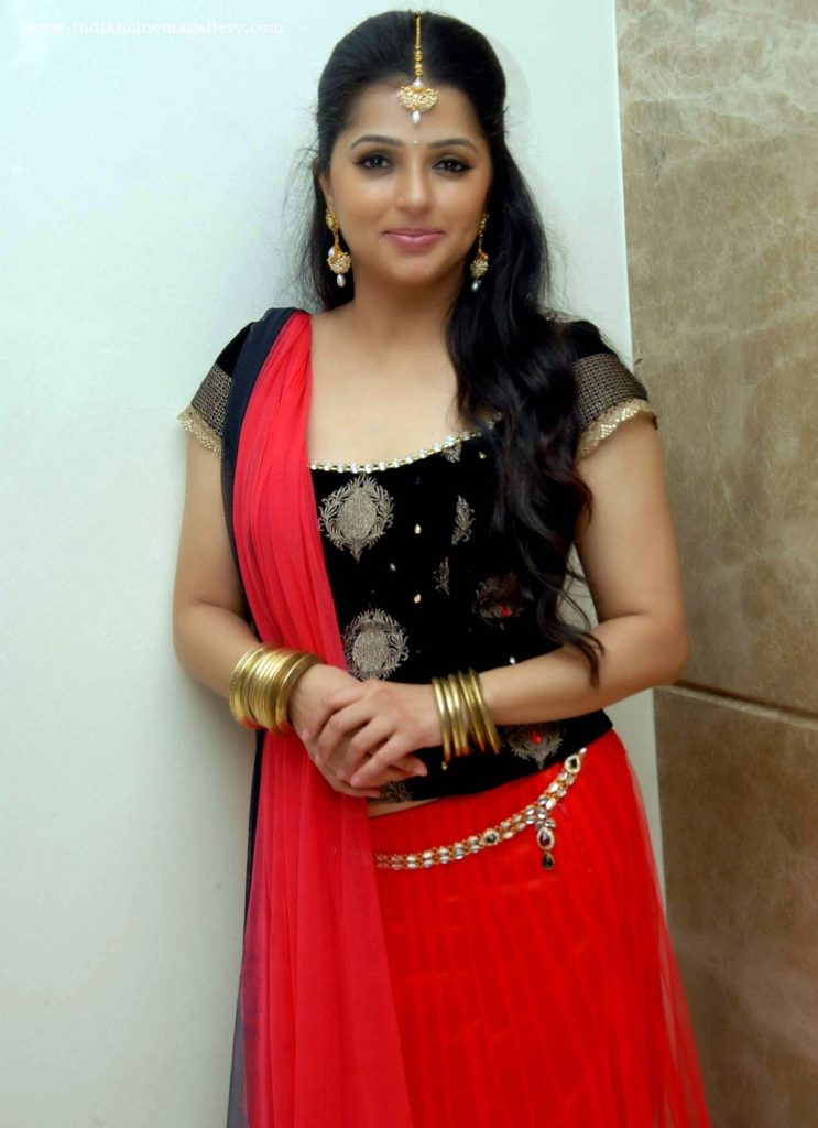 Bhumika Chawla Photos In Lehanga Choli