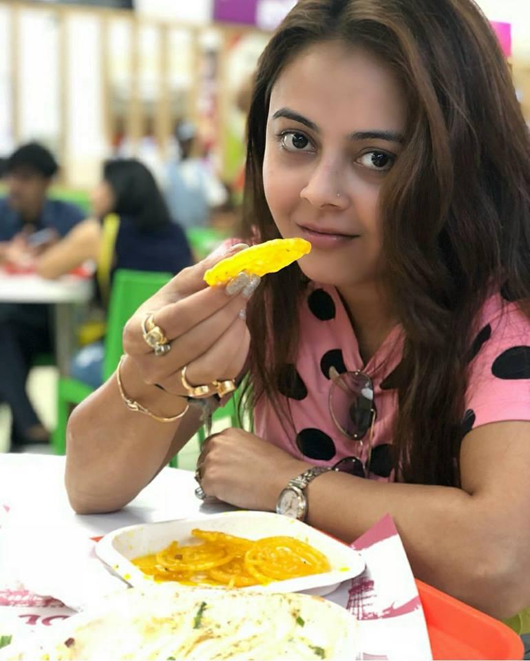 Devoleena Bhattacharjee Spicy Pictures Photoshoot