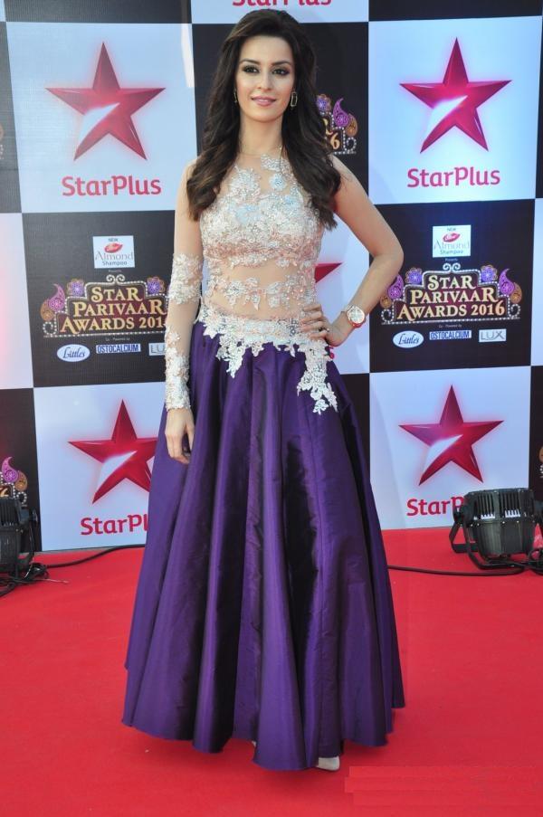 Ekta Kaul Hot Images At Award Show