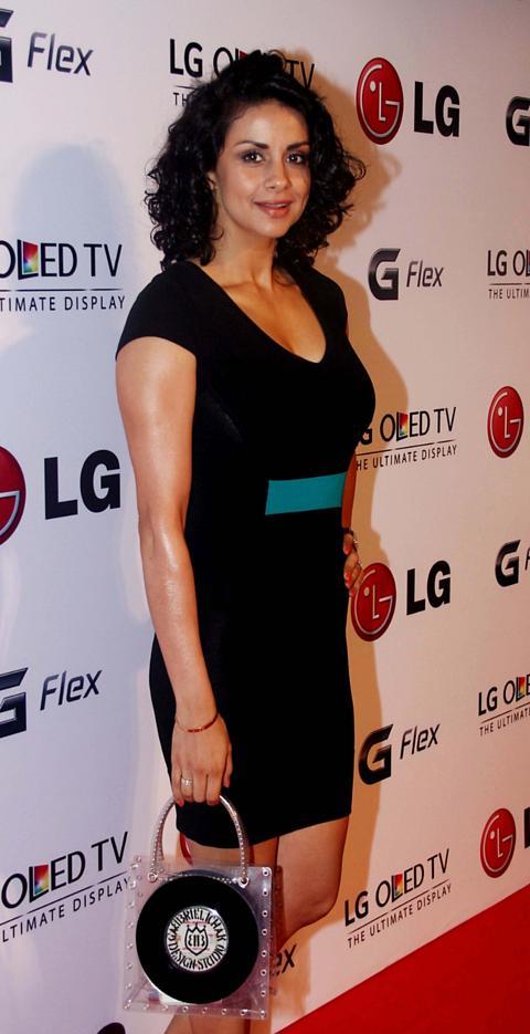 Gul Panag Hot Images At Awards Show