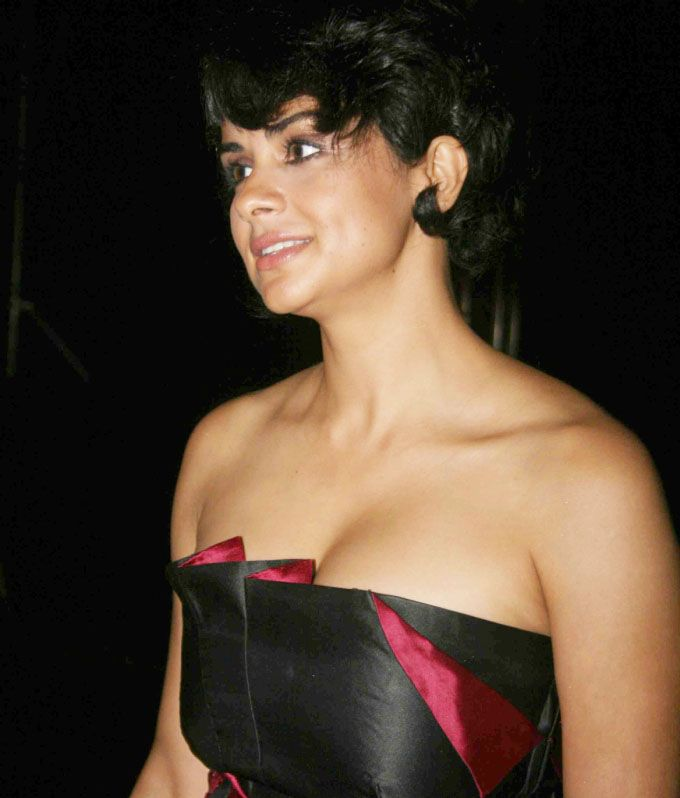Gul Panag Latest New Hair Style Images