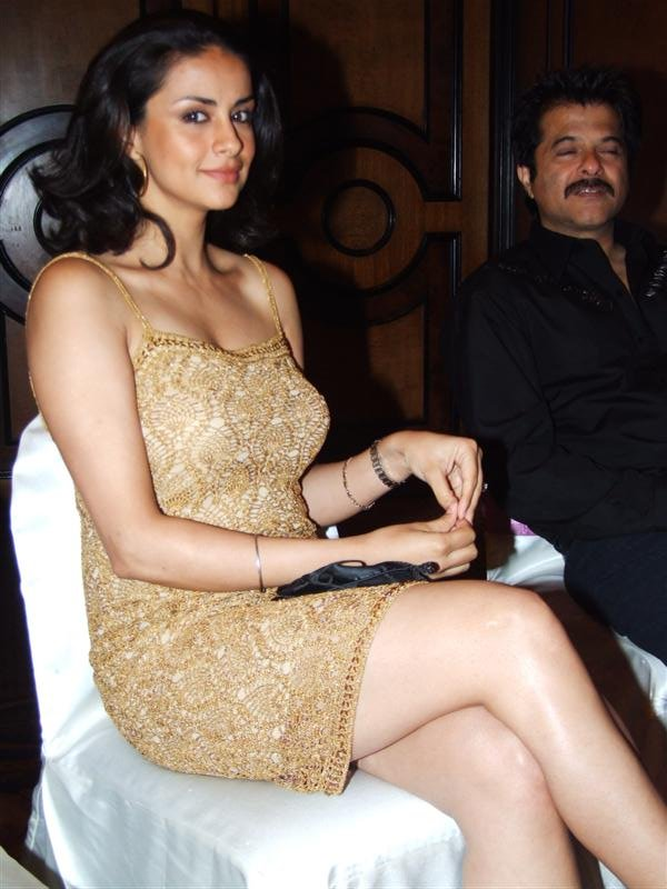 Gul Panag Sexy Thigh Pictures