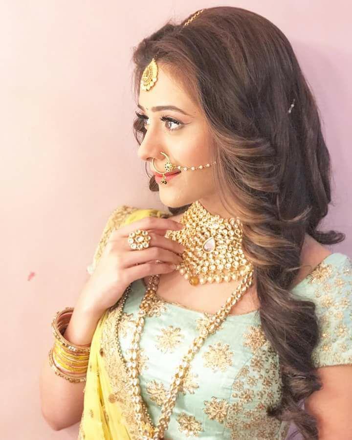 Hiba Nawab Hot Images In Saree