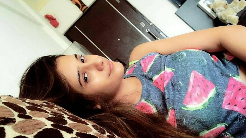 Hiba Nawab Sleeping Pictures