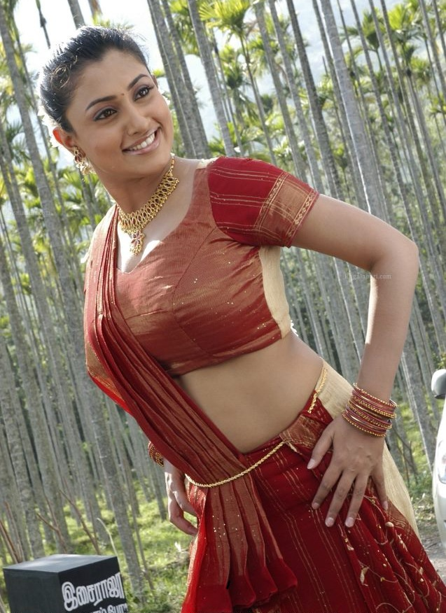 Malavika Spicy Navel Photos