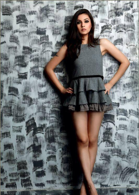 Mansi Srivastava Hot Thigh Pictures Full HD
