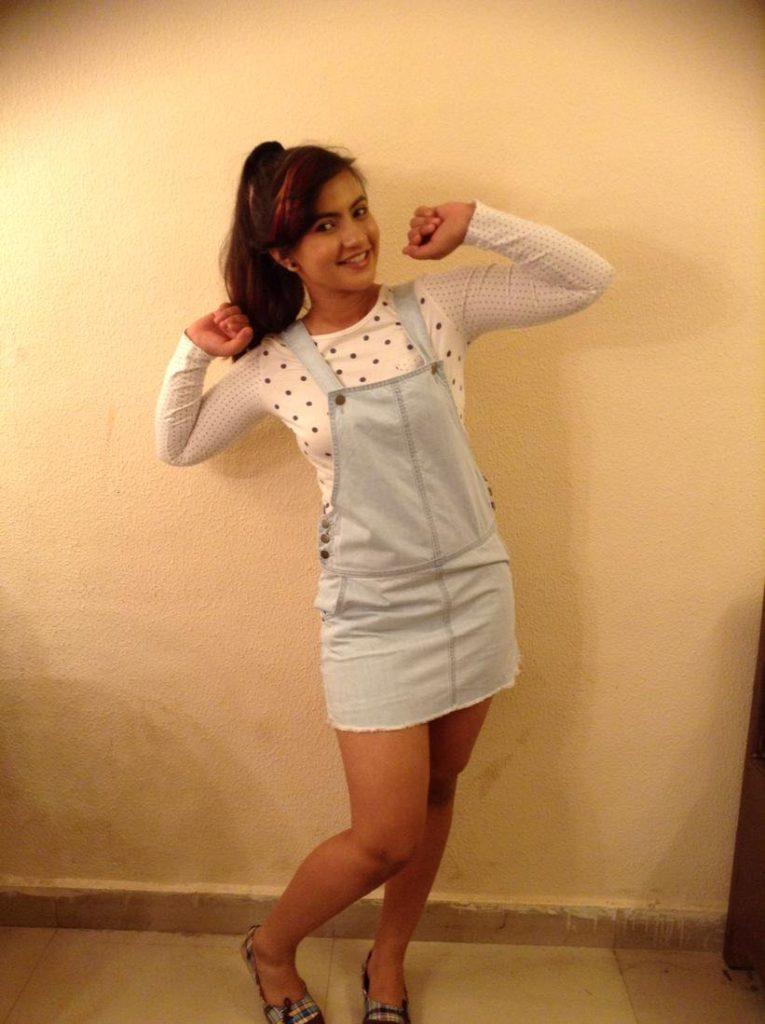 Meera Deosthale Hot Look In Panty