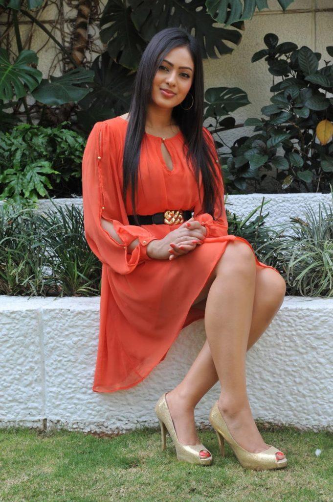 Nikesha Patel Sexy Legs Pics Full HD