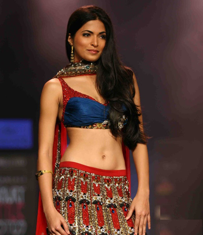 Parvathy Omanakuttan Hot Images In Bra Panty