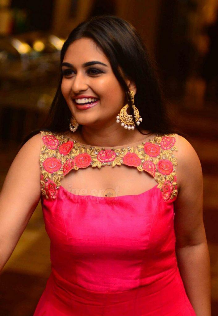 Prayaga Martin Cute Smiling Pics
