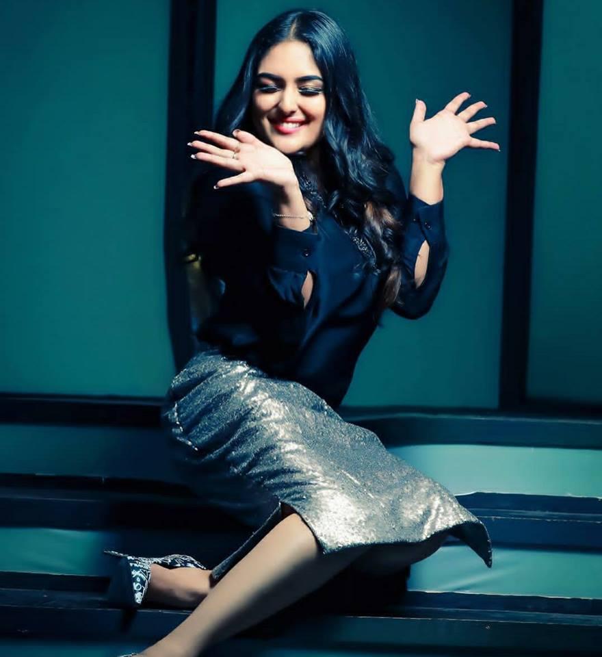 Prayaga Martin Hot & Sexy Pictures Photoshoot