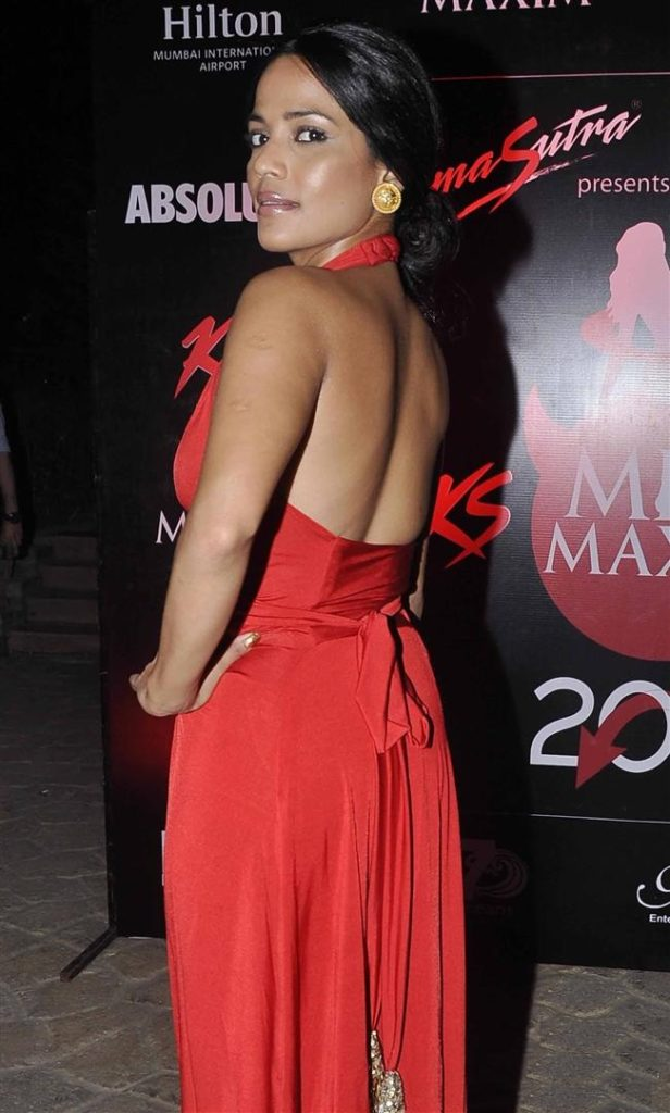 Priyanka Bose HD Pictures In Backless Clothes