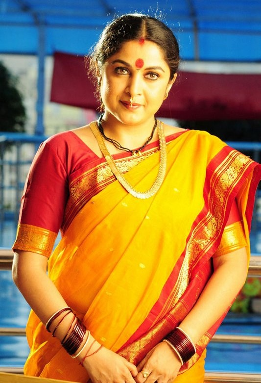 Ramya Krishnan Cute Smiling Images
