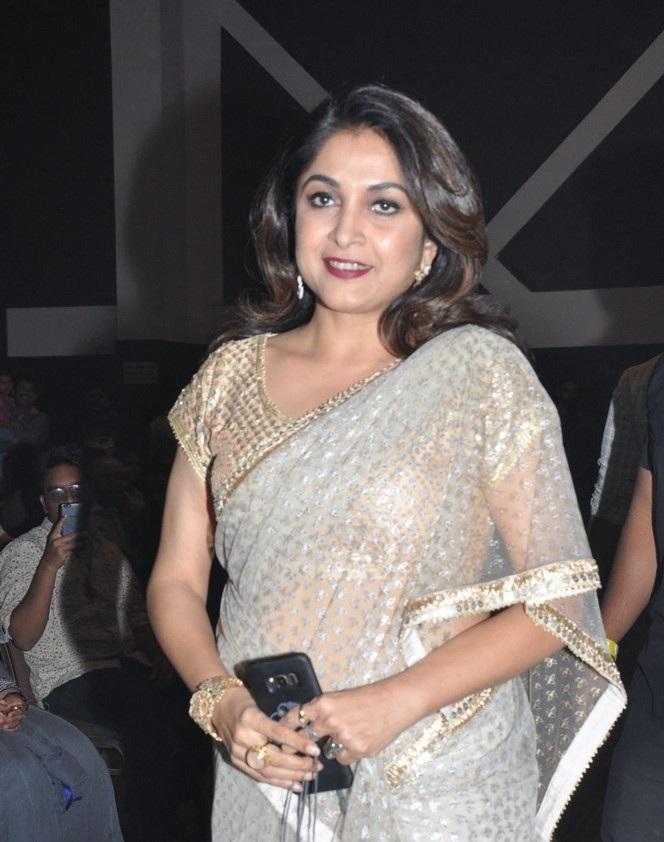 Ramya Krishnan HD Sexy Pics In Saree