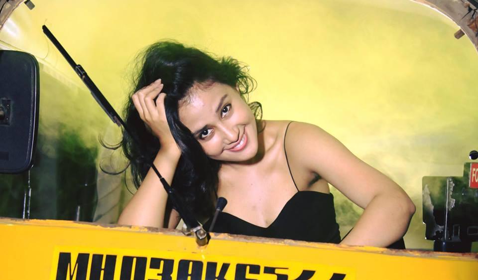 Sasha Chettri Hot Images
