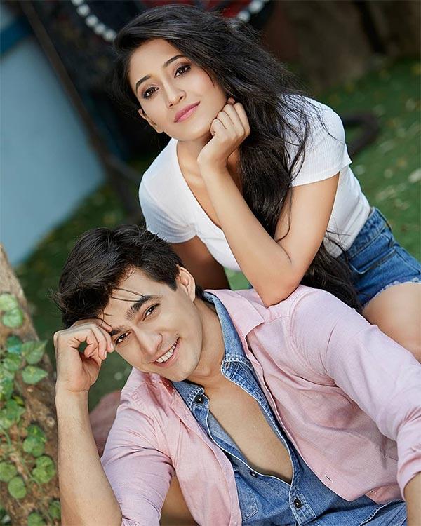 Shivangi Joshi Lovely Pics Photoshoot With Boyfriend