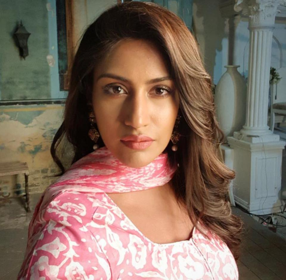 Surbhi Chandna Sexy Eyes Pictures