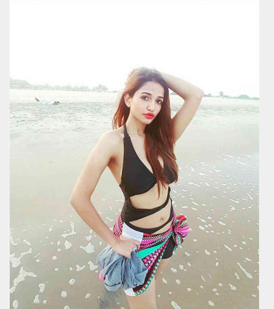 Anaika Soti Hot In Bikini Pics Gallery