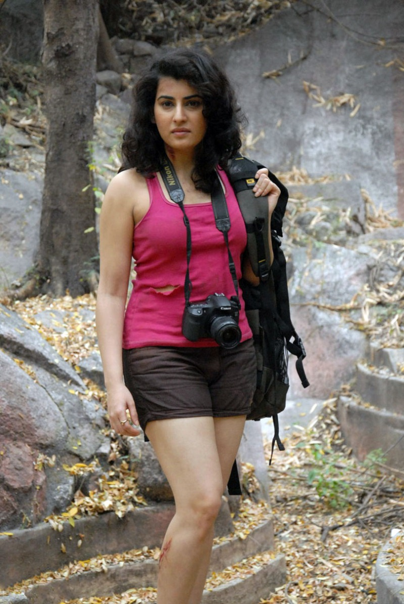 Archana Hot Images In Undergarments