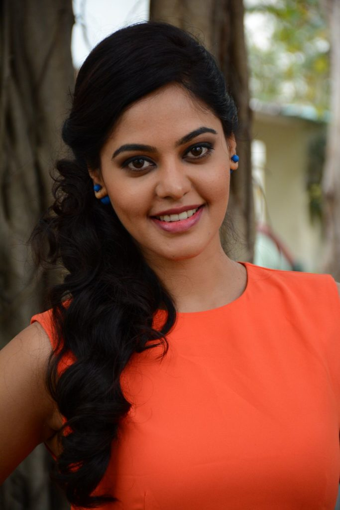 Bindu Madhavi Short Haircut