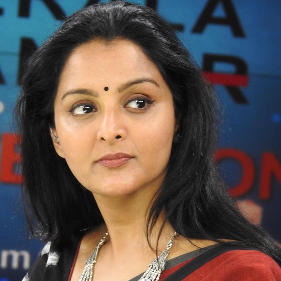 Manju Warrier Hot Images