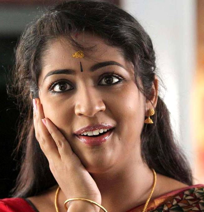 Navya Nair New Hair Style Images