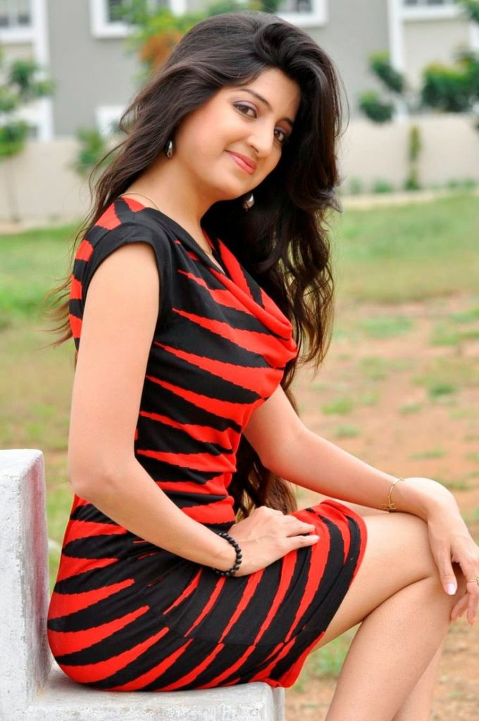 Poonam Kaur Hot Images In Short Clothes