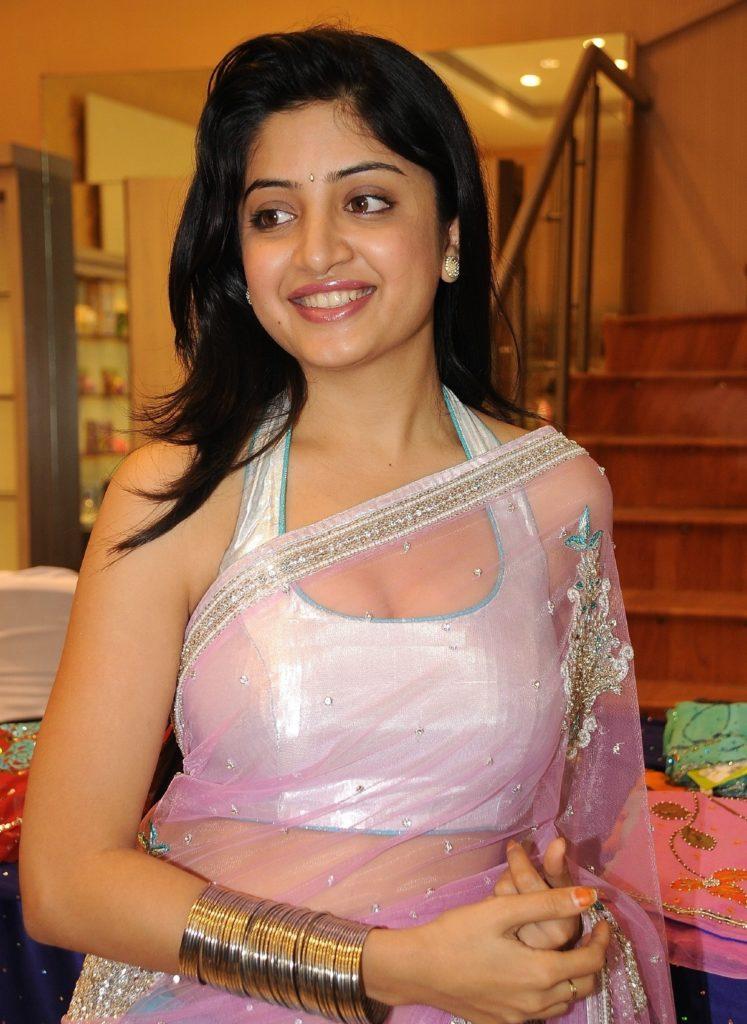 Poonam Kaur Hot Pics In Saree