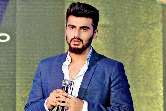 Arjun Kapoor Body Photos Images HD