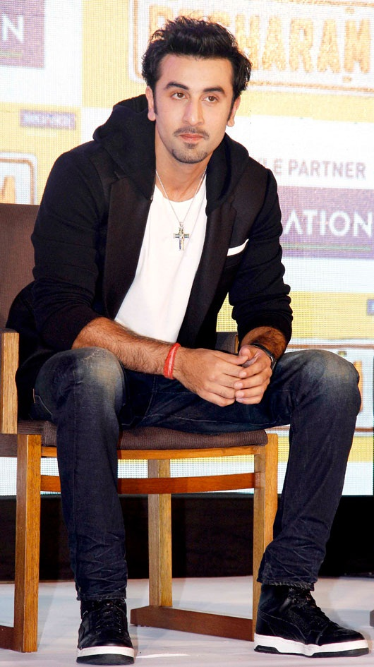 Bollywood Star Ranbir Kapoor Hot Look HD Photos Images