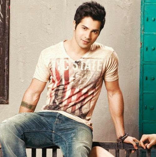 Bollywood Star Varun Dhawan Latest HD Photos Download