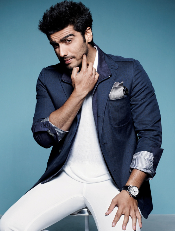 Handsame Arjun Kapoor Cute Pics Wallpapers