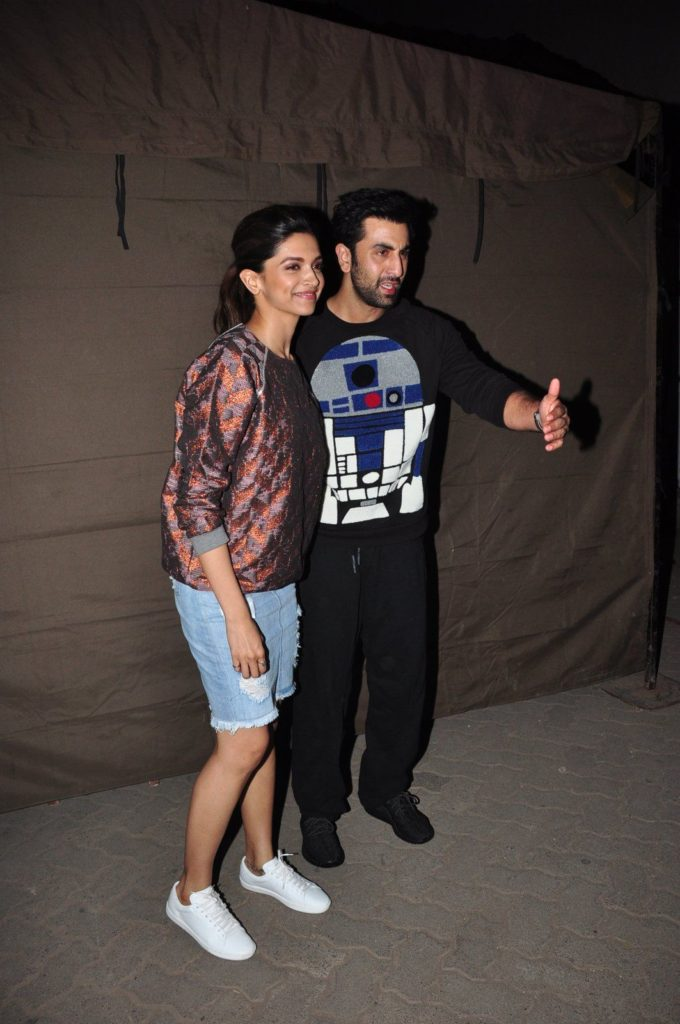 Ranbir Kapoor With Deepika Padukone Pictures Downlaod