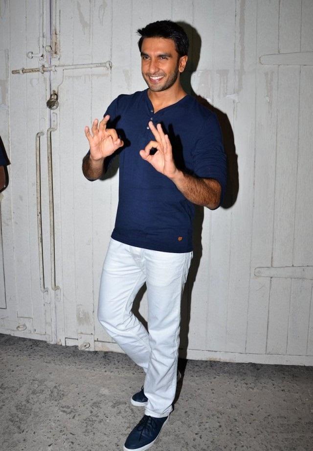 Ranveer Singh Hot HD Pics Images Download 2015