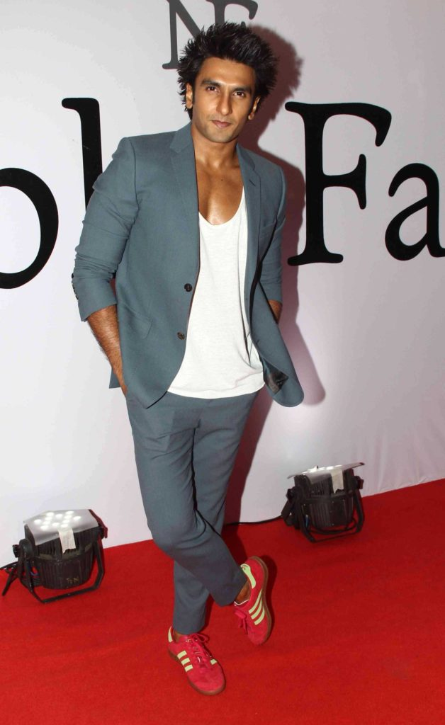 Ranveer Singh Latest Hair Style Pics Pictures Images Download