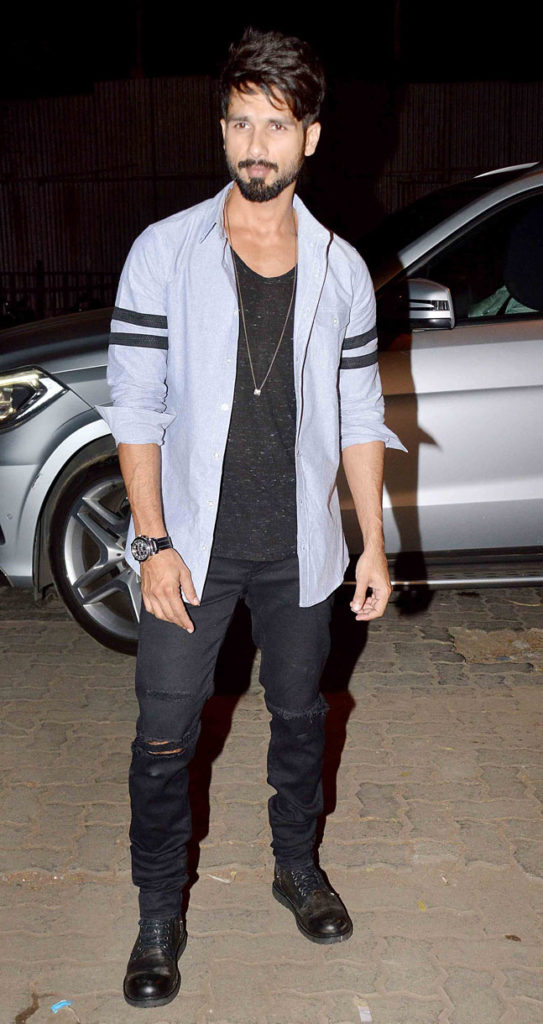 Shahid Kapoor Hot HD Images Pics Wallpapers Download 2017