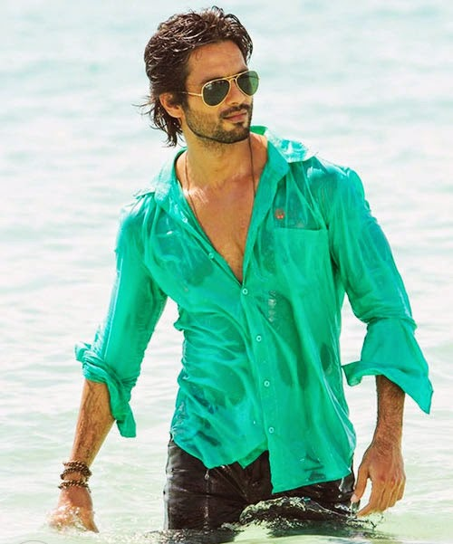 Shahid Kapoor Hot Unseen Pictures Photos Downlaod