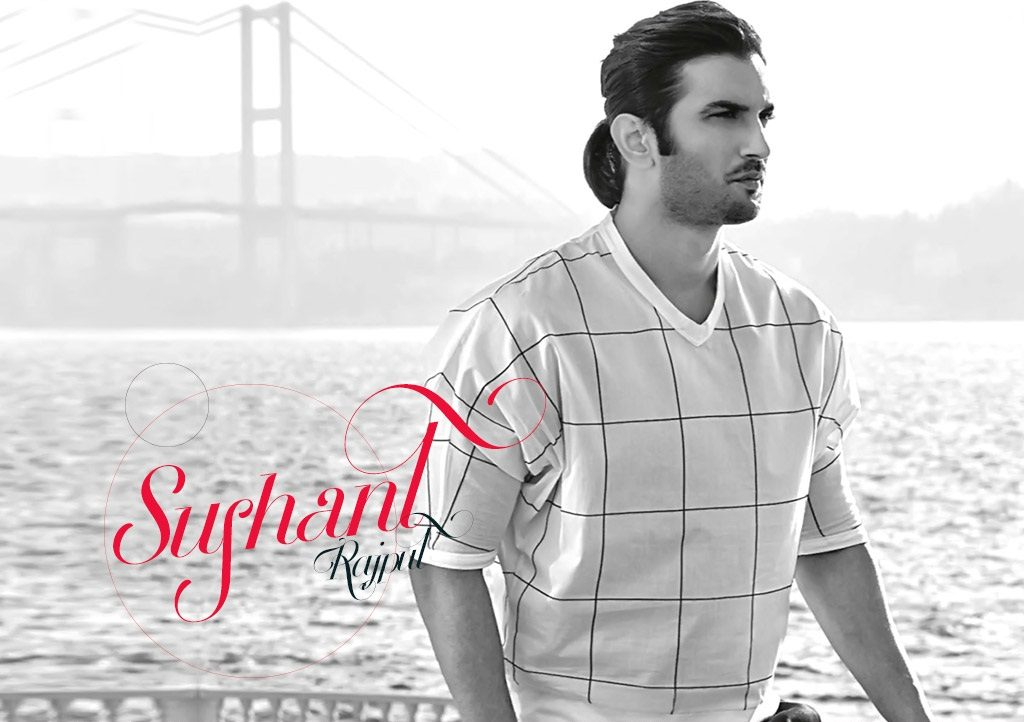 Sushant Singh Rajput Upcoming Movie Look Images Wallpapers