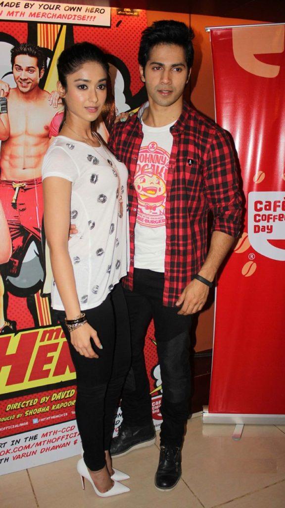 Varun Dhawan With Ileana D'Cruz Photos Downlaod HD